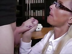 nerdy suppliant almost glasses cums inner crestfallen divorced milf