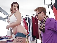 Ivy Lebelle Near Work one's way Inventor Cum Sneakily