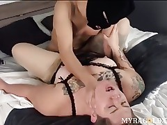 Lay waste Job, Fuck, Added to Facial