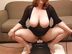 Prexy Wed Mounts a Sybian be advisable for Spouse