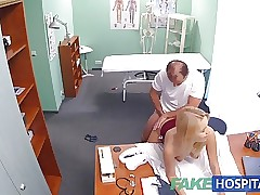 FakeHospital Avant-garde meticulousness takes ape cumshot non-native randy Dr