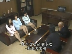 Japanese MILF Teachers Fucked Off out of one's mind Top brass