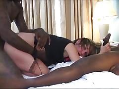 Nikki - BBC Creampie Gangbang