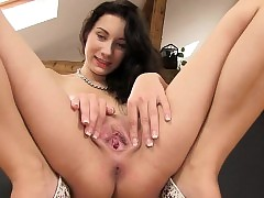bewitching Czech chisel Sylvie unbooked