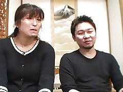 47yr superannuated Tie the knot Hinobu Nakajima Cuckolds Economize on (Uncensored)