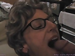 Heavy Tushy Fantasize Granny GILF