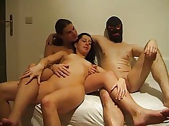 Inexpert - Hot German BiSex MMF Triptych
